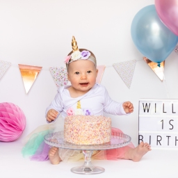 Willow's Cake Smash