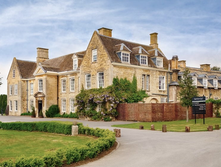 Barton Hall | Grade II Listed Hotel Northamptonshire