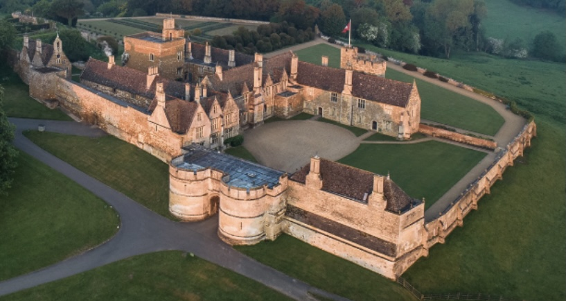 Rockingham Castle | Rockingham Castle, a home of history, Weddings,  Corporate events and the Rockingham International Horse Trials