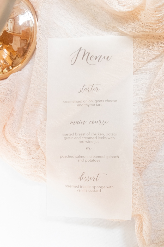 Northamptonshire-wedding-stationery-menu-simple-design